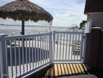 390 W Cocoa Beach Causeway UNIT 325, Cocoa Beach, FL 32931 - MLS#: 823396