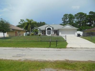 515 Gallagher Street, Palm Bay, FL 32908 - MLS#: 823412