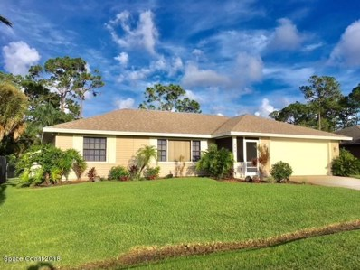 859 Gera Avenue, Palm Bay, FL 32907 - MLS#: 823467