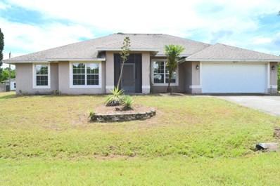 2877 Digby Road, Palm Bay, FL 32909 - MLS#: 823479