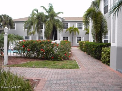 160 S Shepard Drive UNIT 6, Cocoa Beach, FL 32931 - MLS#: 823485
