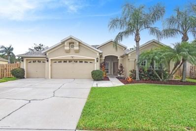431 Cobblewood Drive, Rockledge, FL 32955 - MLS#: 823503