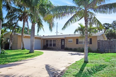 453 Laurel Court, Satellite Beach, FL 32937 - MLS#: 823504