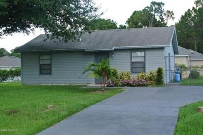 1277 Deedra Street, Palm Bay, FL 32907 - MLS#: 823510