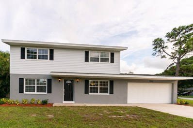 3201 Elm Terrace, Melbourne, FL 32935 - MLS#: 823516