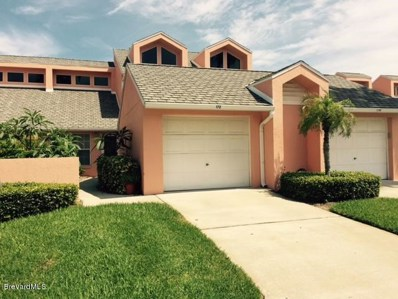 172 Casseekee Trail, Melbourne Beach, FL 32951 - MLS#: 823592
