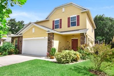 625 Breakaway Trl, Titusville, FL 32780 - MLS#: 823608