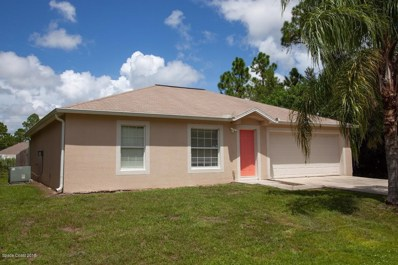 1187 Altamira Street, Palm Bay, FL 32907 - MLS#: 823648