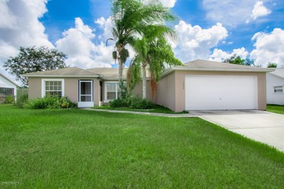 1086 Lynbrook Street, Palm Bay, FL 32907 - MLS#: 823658