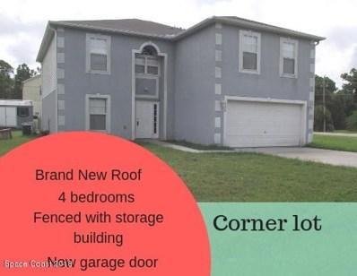 1006 Ray Road, Palm Bay, FL 32909 - MLS#: 823746