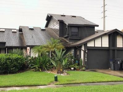 3748 Sawgrass Drive, Titusville, FL 32780 - MLS#: 823753