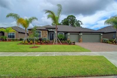 3261 Watergrass Street, West Melbourne, FL 32904 - MLS#: 823798