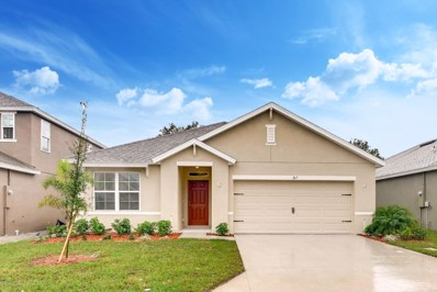 4460 Pagosa Springs Circle, Melbourne, FL 32935 - MLS#: 823821