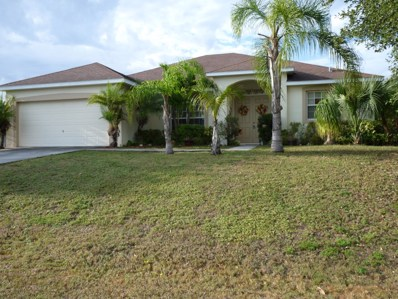 3172 Wendel Road, Palm Bay, FL 32909 - #: 823822