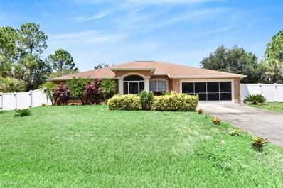 1510 Hamilton Avenue, Palm Bay, FL 32908 - MLS#: 823830