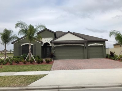 3470 Salt Marsh Circle, West Melbourne, FL 32904 - MLS#: 823834