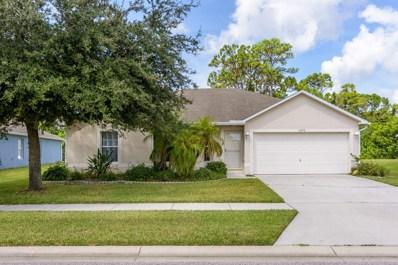 1656 SW Las Palmos Drive, Palm Bay, FL 32908 - MLS#: 823864