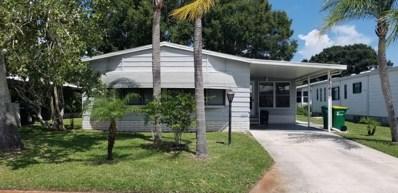 1118 Sabal Palm Lane, Barefoot Bay, FL 32976 - MLS#: 823925