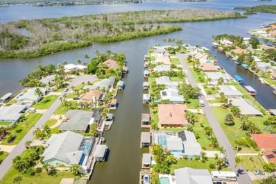385 Hiawatha Way, Melbourne Beach, FL 32951 - MLS#: 823937