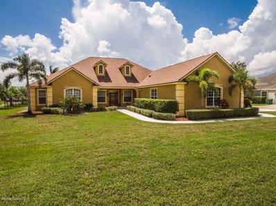 5547 Augusta Lane, Merritt Island, FL 32953 - MLS#: 823959