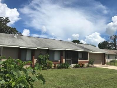 6527 Pleasant Avenue, Cocoa, FL 32927 - MLS#: 823977