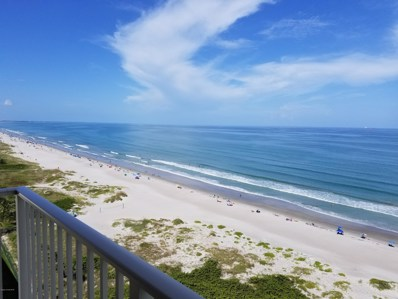 830 N Atlantic Avenue UNIT B 1701, Cocoa Beach, FL 32931 - MLS#: 823994