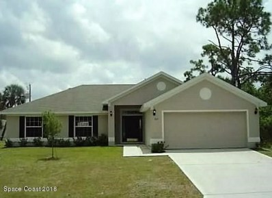 1069 Duxbury Road, Palm Bay, FL 32909 - MLS#: 824010