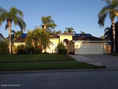 3778 Sierra Drive, Merritt Island, FL 32953 - MLS#: 824025