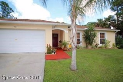 1371 Darrow Road, Palm Bay, FL 32908 - MLS#: 824051