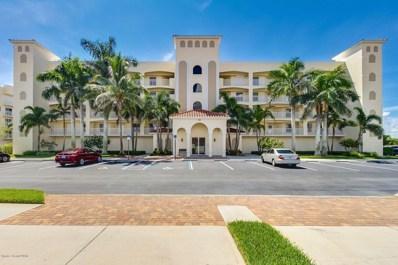 561 Casa Bella Drive UNIT 201, Cape Canaveral, FL 32920 - MLS#: 824065