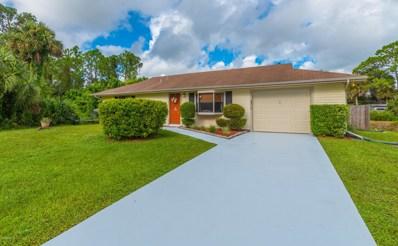 422 Avocado Road, Palm Bay, FL 32907 - MLS#: 824155