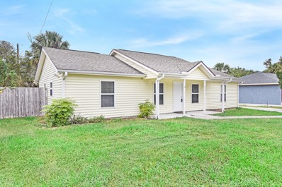 1724 N Smith Drive, Titusville, FL 32780 - MLS#: 824203