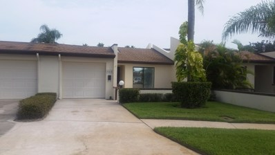 540 Summerset Court, Indian Harbour Beach, FL 32937 - MLS#: 824216