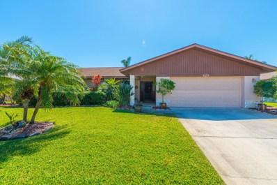 429 Coach Road, Satellite Beach, FL 32937 - MLS#: 824224