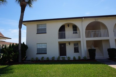 414 School Road UNIT 97, Indian Harbour Beach, FL 32937 - MLS#: 824231