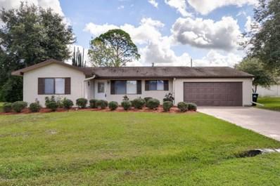 407 Topeka Road, Palm Bay, FL 32908 - MLS#: 824253