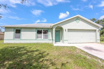 1406 Paramount Avenue, Palm Bay, FL 32909 - MLS#: 824265