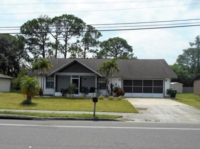 242 Emerson Drive, Palm Bay, FL 32907 - MLS#: 824280
