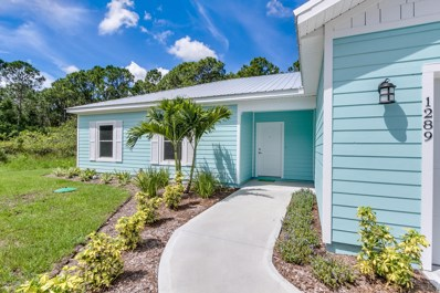 1289 Seeley Circle, Palm Bay, FL 32907 - MLS#: 824318