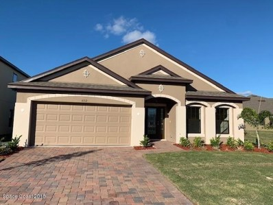 4112 Moccasin Drive, West Melbourne, FL 32904 - MLS#: 824319