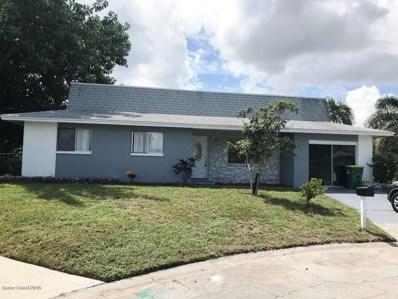 437 Via Palermo Court, Merritt Island, FL 32953 - MLS#: 824320