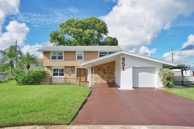 951 Bolton Lane, Rockledge, FL 32955 - MLS#: 824343