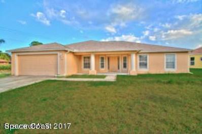 244 Abello Road, Palm Bay, FL 32909 - MLS#: 824348