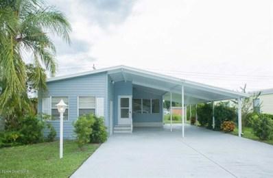 1021 Sebastian Road, Barefoot Bay, FL 32976 - MLS#: 824363