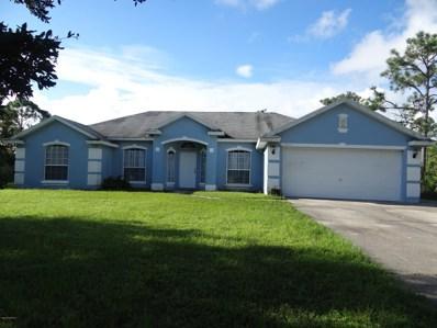 2025 Benjamin Road, Grant Valkaria, FL 32950 - MLS#: 824364