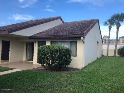 1145 N Shannon Avenue UNIT 9, Indialantic, FL 32903 - MLS#: 824371