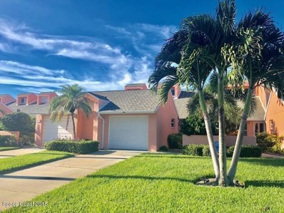 146 Casseekee Trail UNIT 8146, Melbourne Beach, FL 32951 - MLS#: 824379