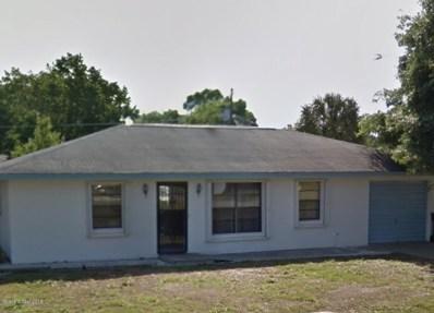 279 Wavecrest Avenue, Palm Bay, FL 32907 - MLS#: 824386