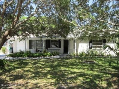 693 Everglade Drive, Melbourne, FL 32935 - MLS#: 824406