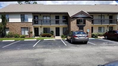 1515 Huntington Lane UNIT 822, Rockledge, FL 32955 - MLS#: 824424